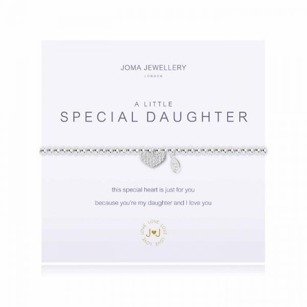 A little A Special Daughter Bracelet