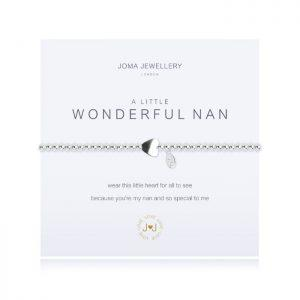 A little Wonderful Nan Bracelet