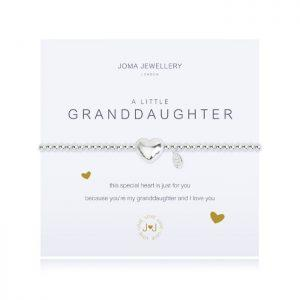 A Little Wonderful Granddaughter Bracelet