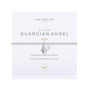 A little Guardian Angel bracelet