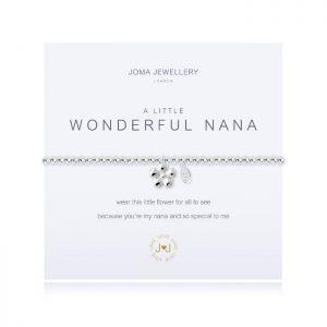A little Wonderful Nana Bracelet
