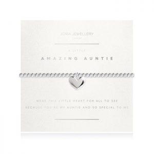 A Little Faceted Amazing Auntie Bracelet