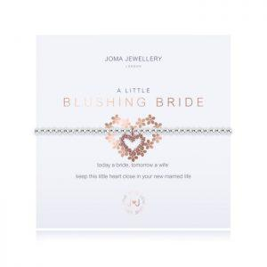 A Little Blushing Bride Bracelet