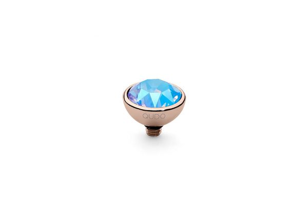 Bottone - Light Sapphire Shimmer - 10mm