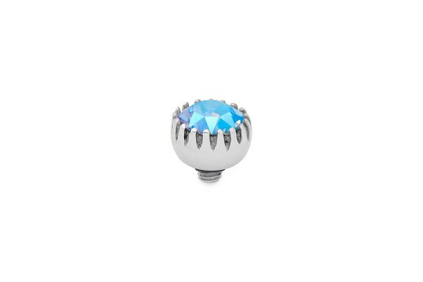 London   - Light Sapphire Shimmer - 10mm