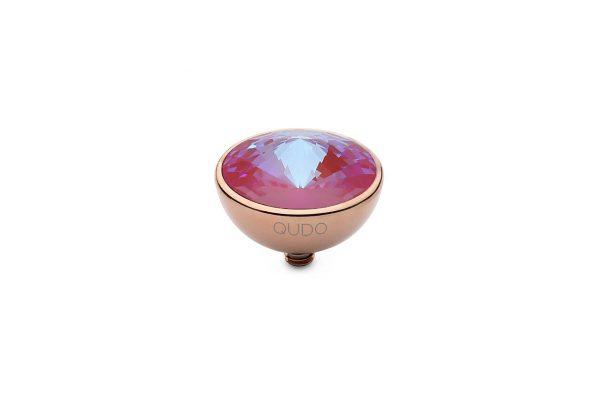 Bottone - Lotus Pink Delite - 13mm