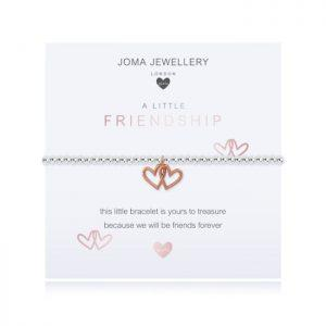 A little friendship Bracelet (Small Wrist)