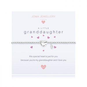 A little granddaughter Bracelet (Small Wrist)