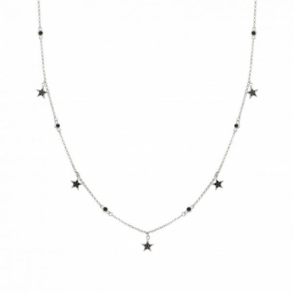 SWEETROCK STARS AND GEMSTONE NECKLACE
