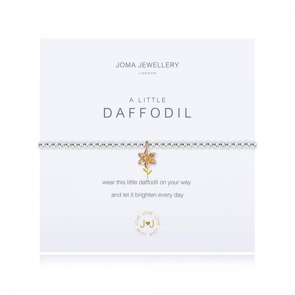 a little DAFFODIL - bracelet - Welsh
