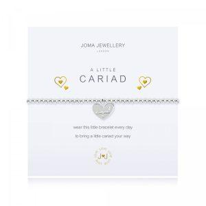 a little CARIAD - bracelet - Welsh