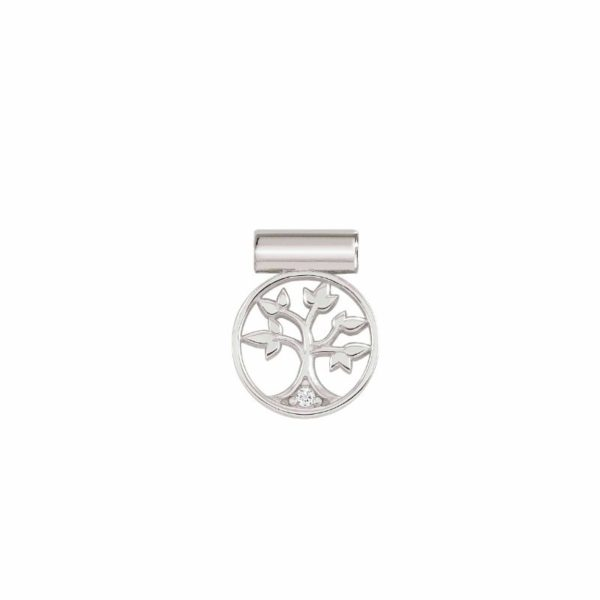 SeiMia SYMBOLS in 925 silver and cubic zirconia (001_Tree of Life)