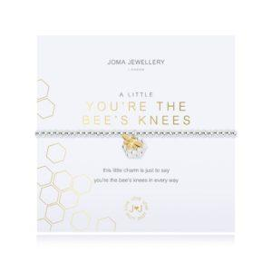 A little you're the bees knees Bracelet